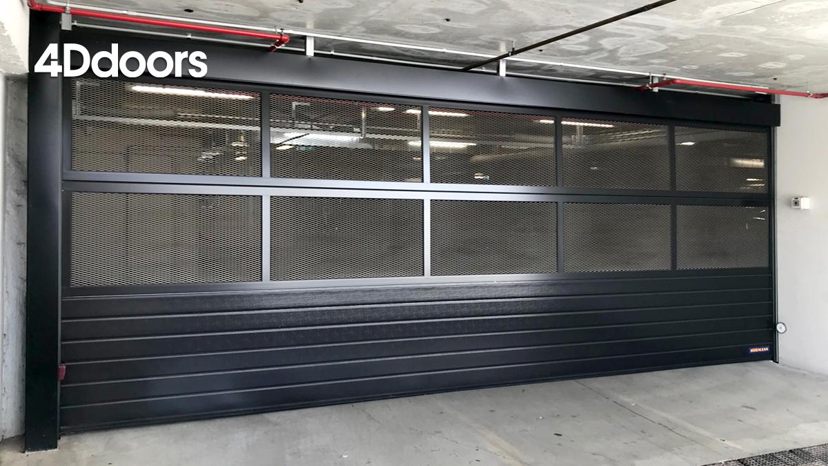 4Ddoors Industrial APU F42 Sectional Garage Door