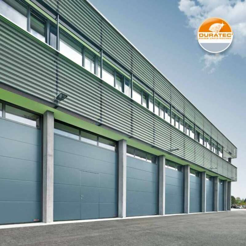 Industrial Sectional Doors Brochure