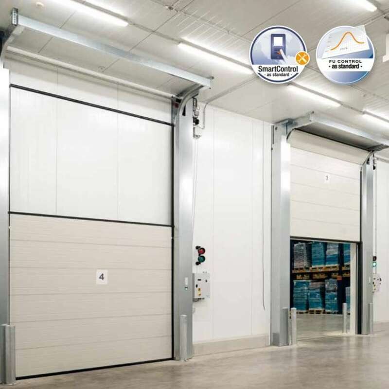 Iso Speed Cold 100 (High Speed Doors) Brochure