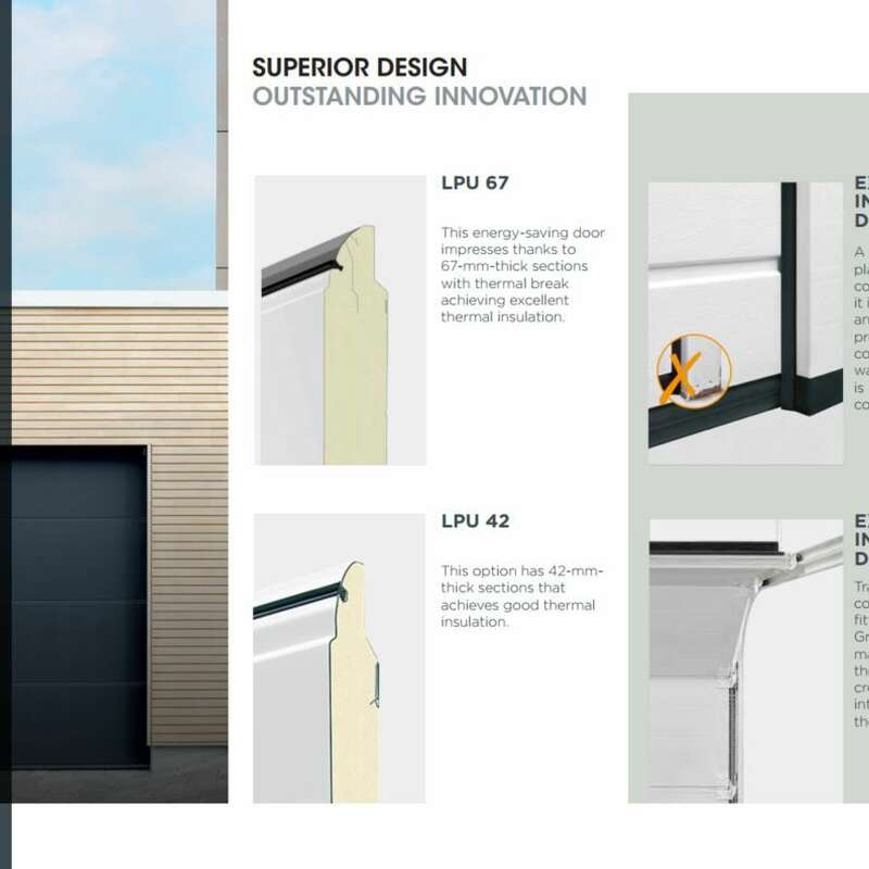 4Ddoors Sectional Door Brochure