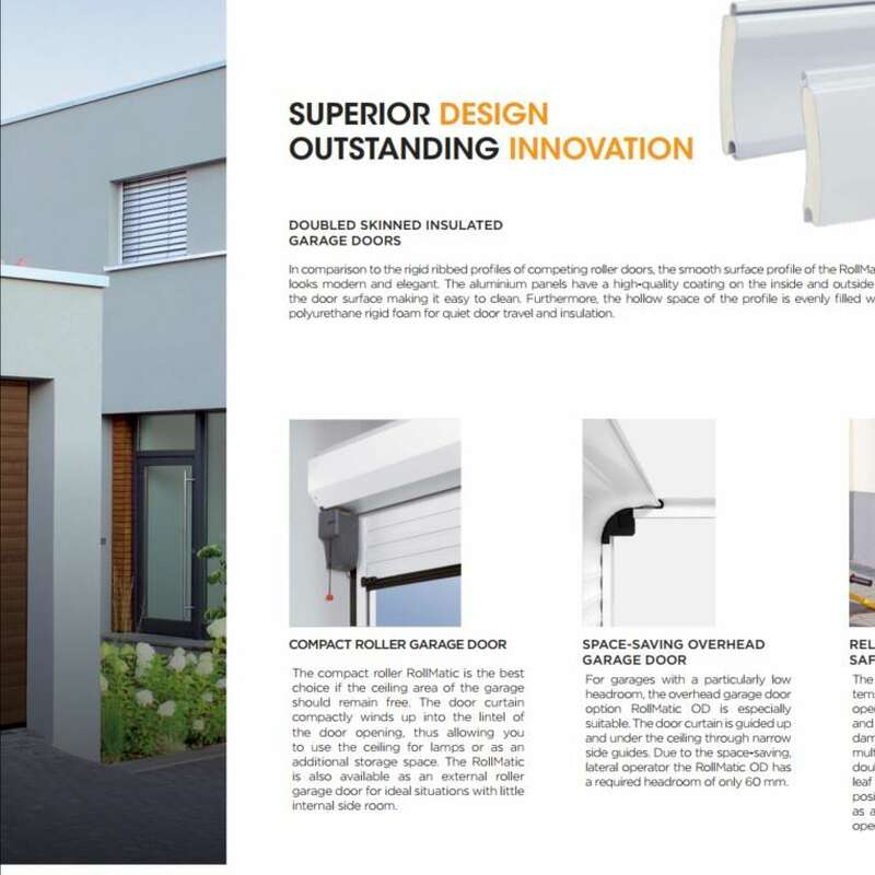 4Ddoors RollMatic Brochure